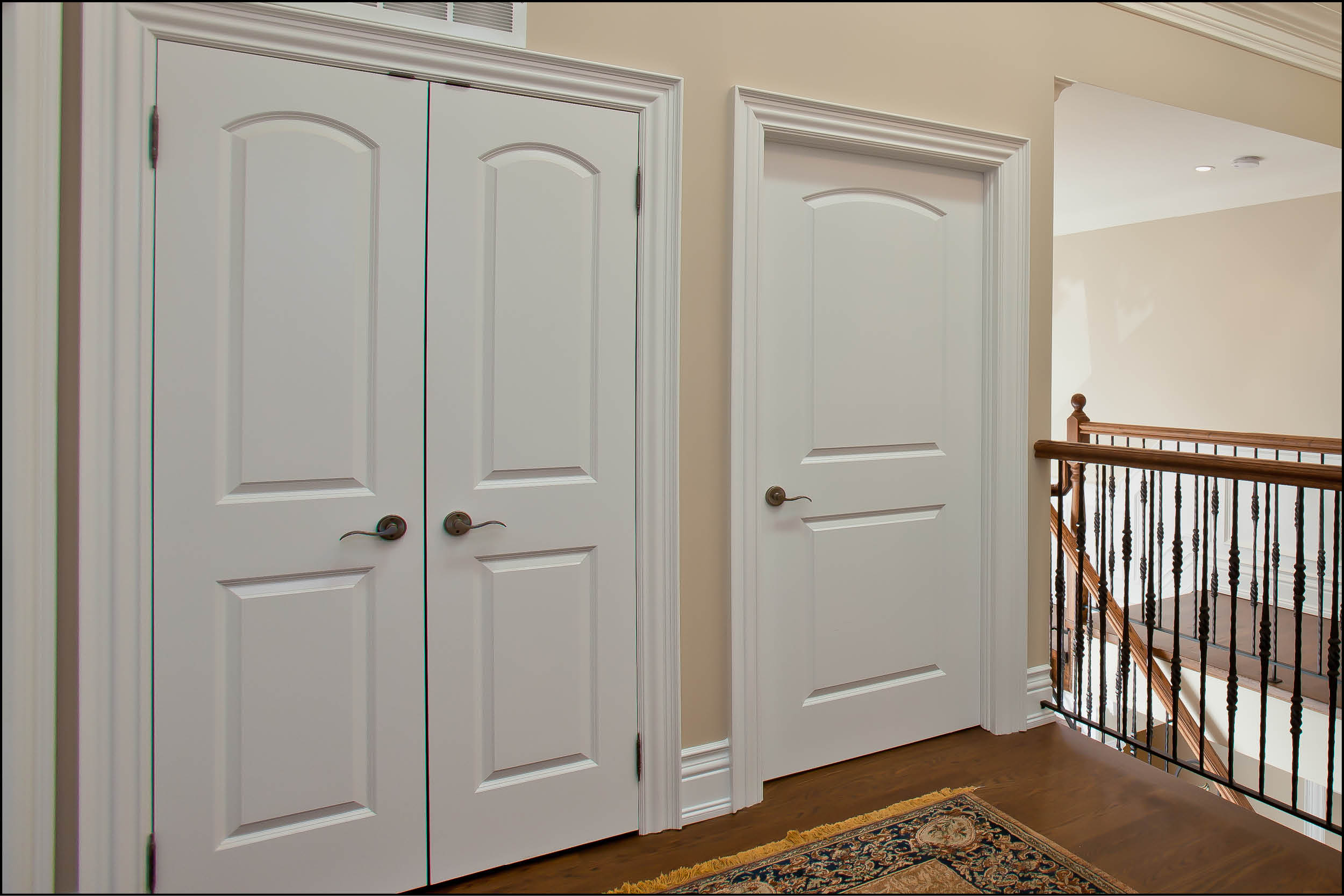 Interior doors fondare finish construction for Interior entrance doors