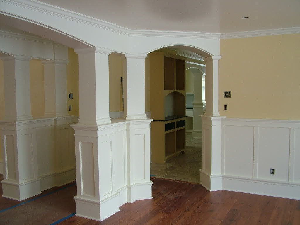 Fondare Finish Remodel Interior Casing Crown Molding Baseboard Home Inspection